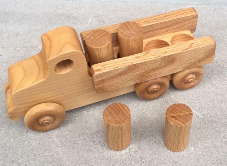 Wooden Toy Trucks For 3 Year Old : Best wooden toy trucks ideas on pinterest