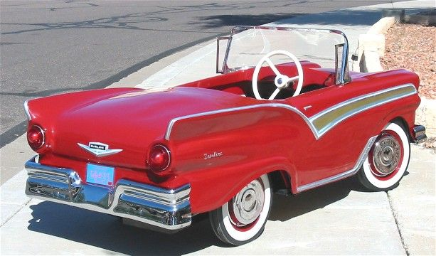 High end Pedal car. ...SealingsAndExpungements.com... 888-9-EXPUNGE (888-939-7864)... Free evaluations..low money down...Easy payments.. 'Seal past mistakes. Open new opportunities.'