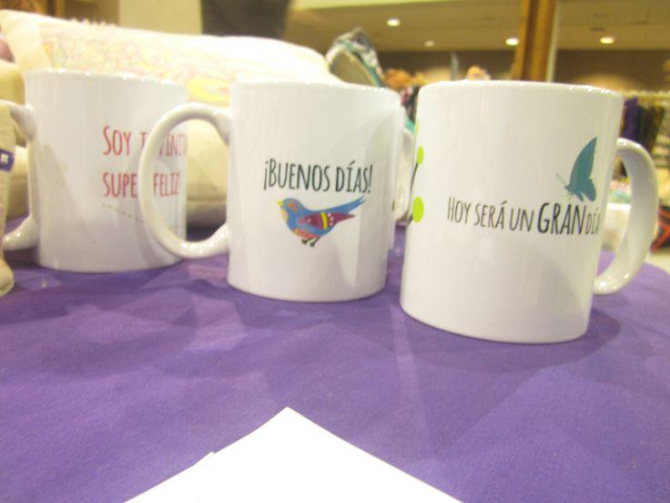 tazas - mugs