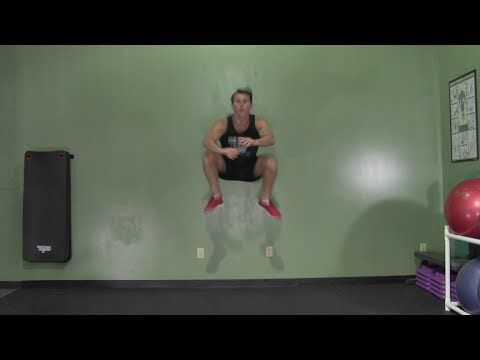 How to Jump Higher - HASfit Jump Training Workout - Jumping Exercises - Jumping Workouts