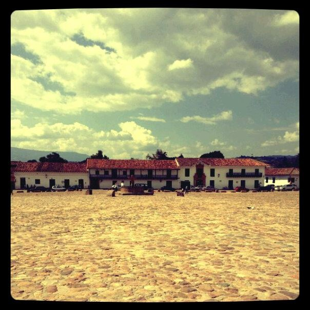 Villa de Leyva, Colombia - My family owns a home in the mountains overlooking this old colonial town. Love.