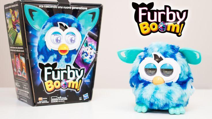 #Furby è tornato: ecco la recensione della nuova bersione Furby Boom!!!