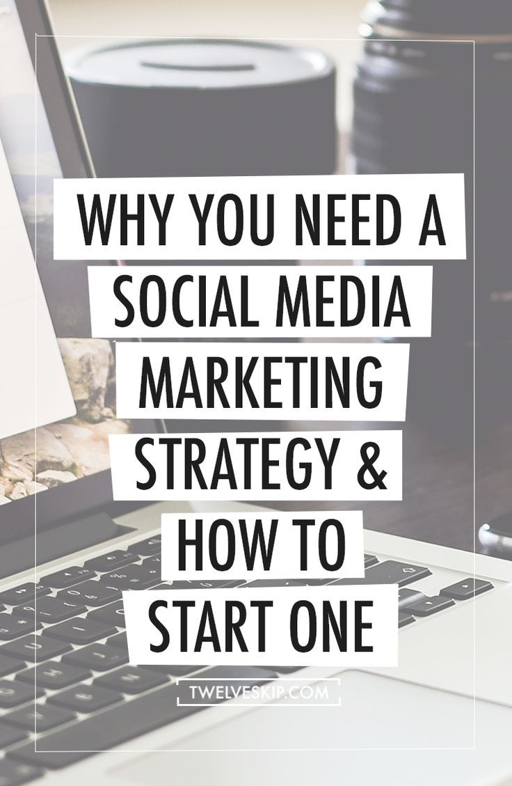 Four effective social media marketing strategies