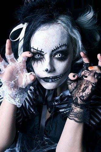 1000 idées sur le thème Maquillage Gothique sur Pinterest