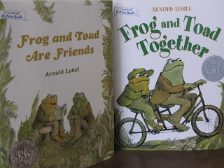 A Love for Teaching: Free Emergency Sub Plans with Frog and Toad Together