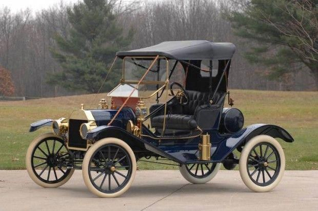 1911 Ford Model T Torpedo Roadster New Cogs Casters Could Be Made Of Cast Polyamide Which I Cast Polyamide Can Pro Ford Models Roadster Car Ford Classic Cars