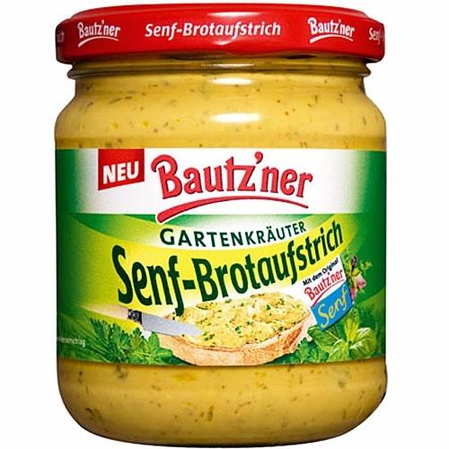 """Bautzner Senf-Brotaufstrich """"Gartenkräuter"""""""