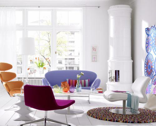 10 Цвет советы, чтобы сделать небольшие комнаты выглядит больше - Shelterness