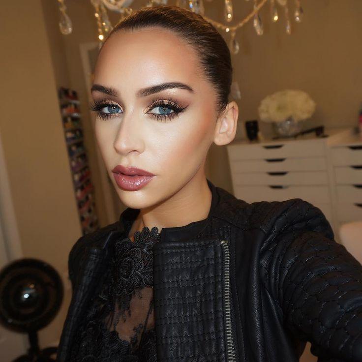 Kim Kardashian Makeup Hair Tutorial | Givenchy Fashion Show | the Fashion Bybel Beauty By Carli Bybel More here....... https://www.youtube.com/watch?v=sGY7jt4FDNE #makeup #makeupartist #makeupbrushes #eye
