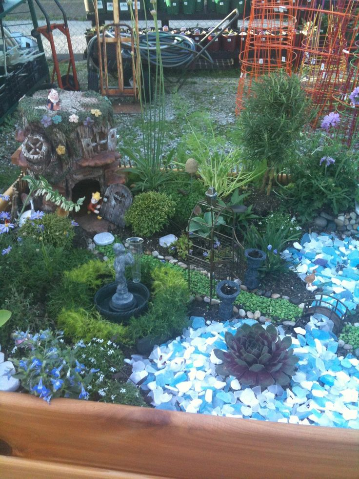 Gnome Garden: 253 Best Ideas About Garden/Rock,Fairy And Gnome Garden