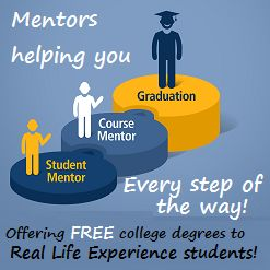 We are offering Adults a FREE Online (Real Life Experience) Competency Based Pilot -- Training Program backed by an AA, BA and MA Degree..in Advertising and Marketing.  We are training Students across America!  Learn more about our program.  http://competencybasedtraining.com