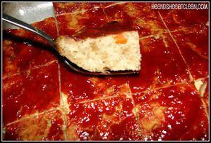 Clean Eat Recipe :: Jamie Eason's Monster Meatloaf   He and She Eat Clean