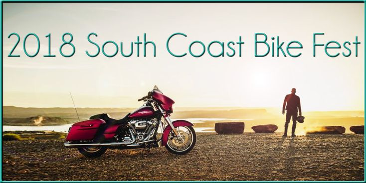 The 2018 South Coast Bike Fest is shaping up to be an unmissable event for motorcycle enthusiasts and music lovers alike.