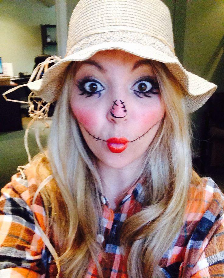 Scarecrow DIY Halloween Costume | To Market To Market | Pinterest | Halloween Costumes ...