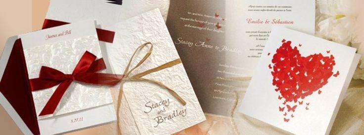 Invitinozze.com, partecipazioni di nozze on line The Wedding Italia