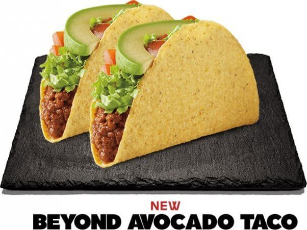 Del Taco Is Officially Expanding Their New Beyond Meat Options All Over San Diego And At Select Los Angeles Locati Del Taco Mexican Fast Food Vegan Restaurants