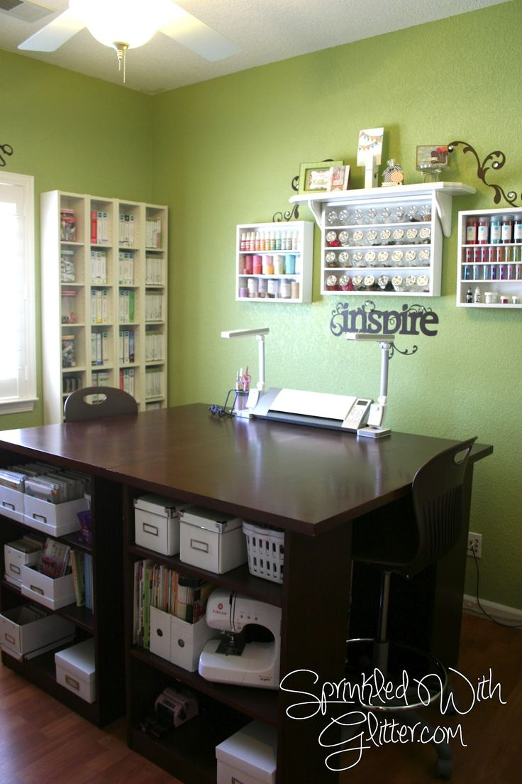 craft room office reveal bydawnnicolecom. Craft Room Organization | Sprinkled With Glitter: Office Reveal Bydawnnicolecom S