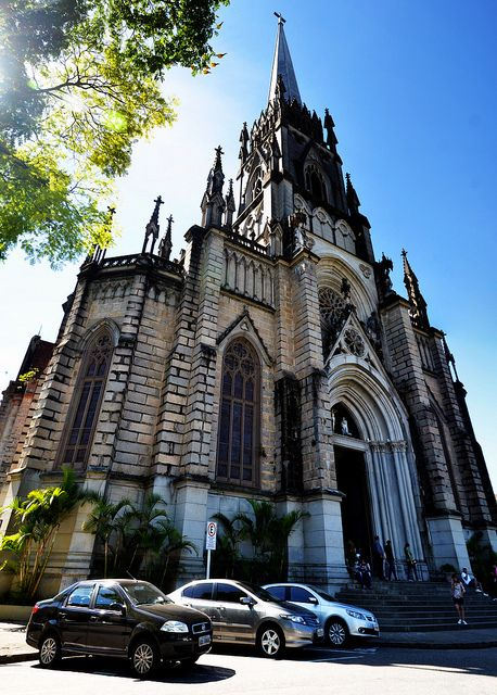 Catedral de Petrópolis, Rio de Janeiro, Brazil