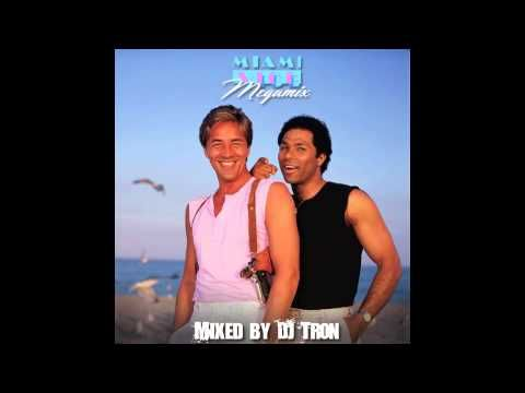 DJ Tron - Miami Vice (by Jan Hammer) Megamix - YouTube | UNDERRATED GEM! GREAT TRANSITIONS!