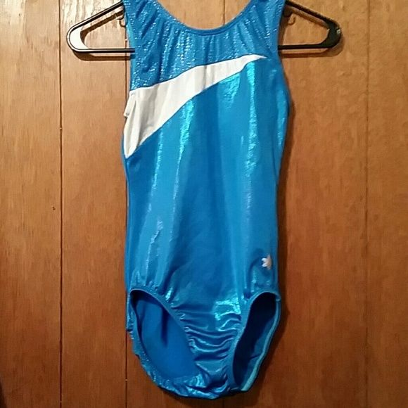 Snowflake leotard Worn for gymnastics. In very good condition. Other