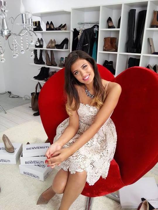 Antonia Iacobescu Romania singer