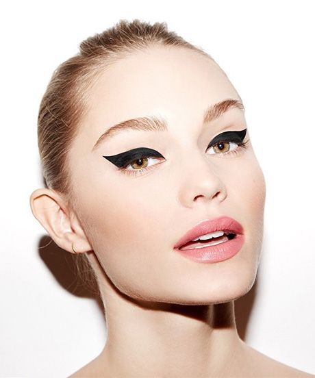 Major Makeup Inspo, Courtesy Of L.A.'s Beauty MVPs #refinery29  http://www.refinery29.com/los-angeles-makeup-artist-instagram