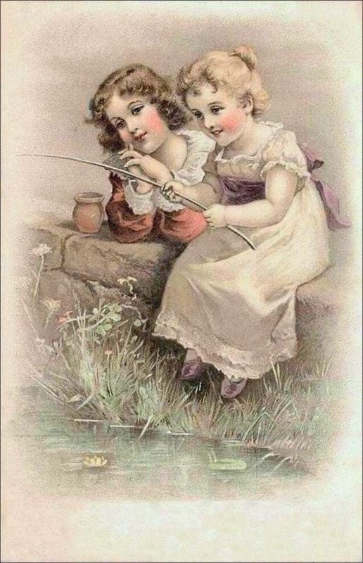 с днем рождения старинные открытки сестре каждый день