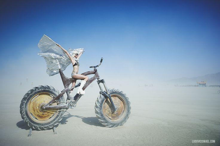 62 Beautifully Inspiring Burner Portraits - The People of Burning Man