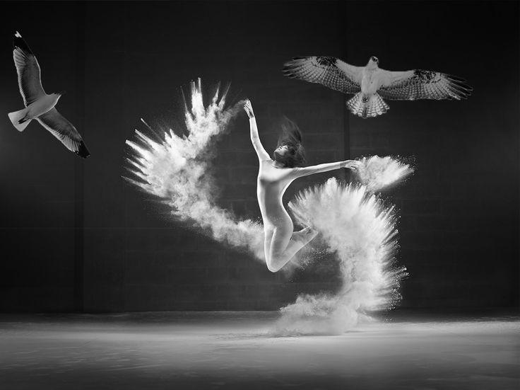 57. Танец-полет-парение.