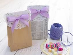 bolsas de papel decoradas - Buscar con Google