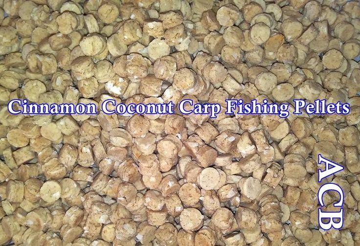 Cinnamon Coconut Carp Fishing Pellets-Pellets For Carp Fishing