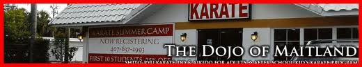 1443 S Orlando Avenue, Maitland, FL  32751 - 407-637-2993 - After School Karate, Summer Camp Karate, and Evening Classes for Children and Adults