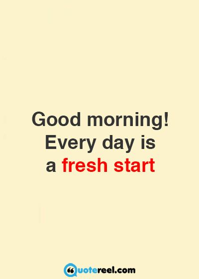 Good Morning Messages to Inspire Someone Dear | Good