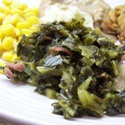 Southern as You Can Get Collard Greens Recipe on Yummly. @yummly #recipe