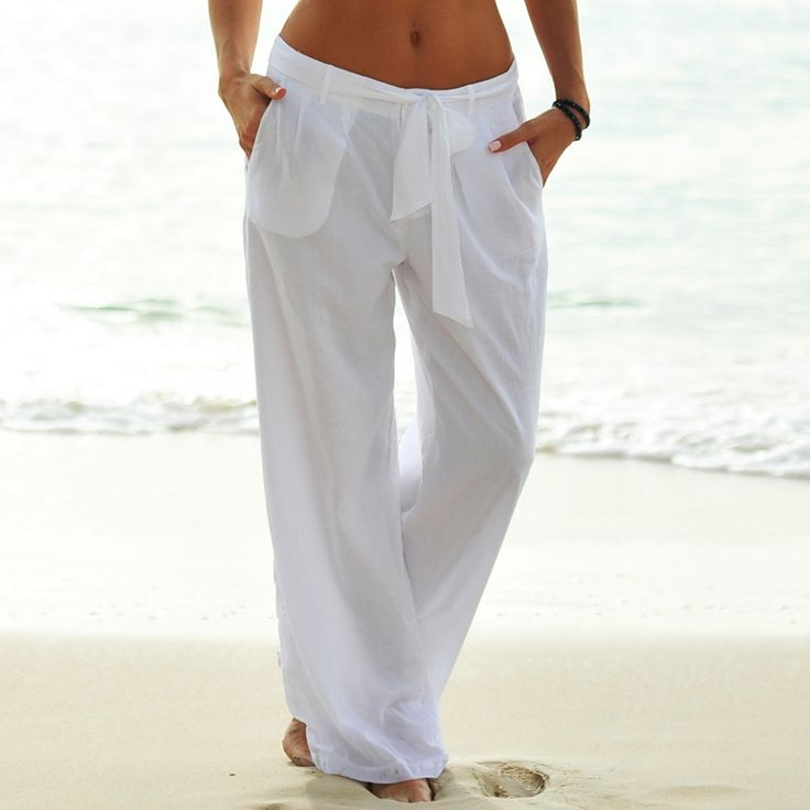 17 Best ideas about White Beach Pants on Pinterest | Icra rating ...