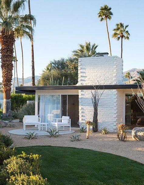 413 best mid century modern images on pinterest decks for Modern home decor palm springs