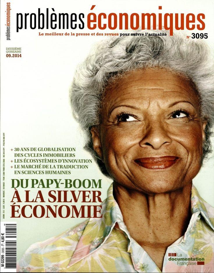 [N°3095 du 15 septembre 2014] Résumé des articles accessible en ligne: http://www.ladocumentationfrancaise.fr/ouvrages/3303332030958-du-papy-boom-a-la-silver-economie#book_summary