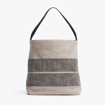 OJAI MEDIUM STRIPED HOBO