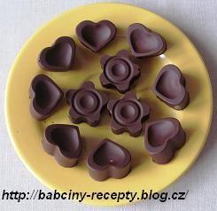 Čokoládové pralinky   Babčiny recepty