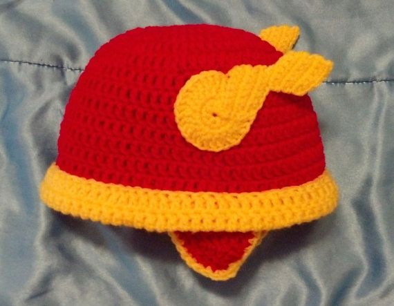 Superhero Flash Hat