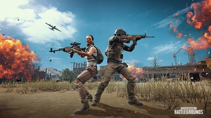 WarMode In PUBG Desert KnightsEvent Confirmed Android