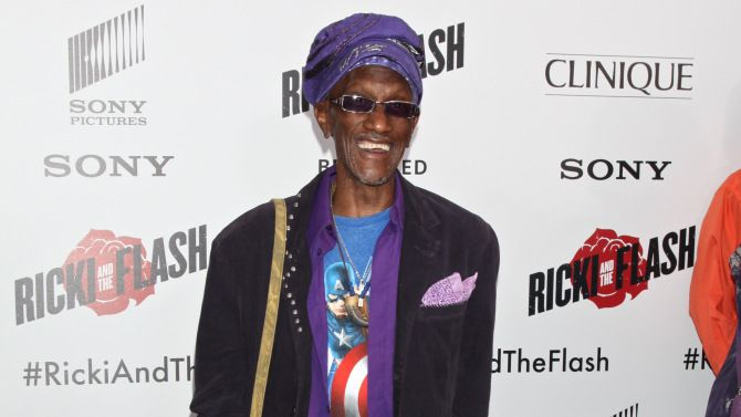 R.I.P. Parliament-Funkadelic Co-Founder and Rock and Roll Hall of Famer Bernie Worrell