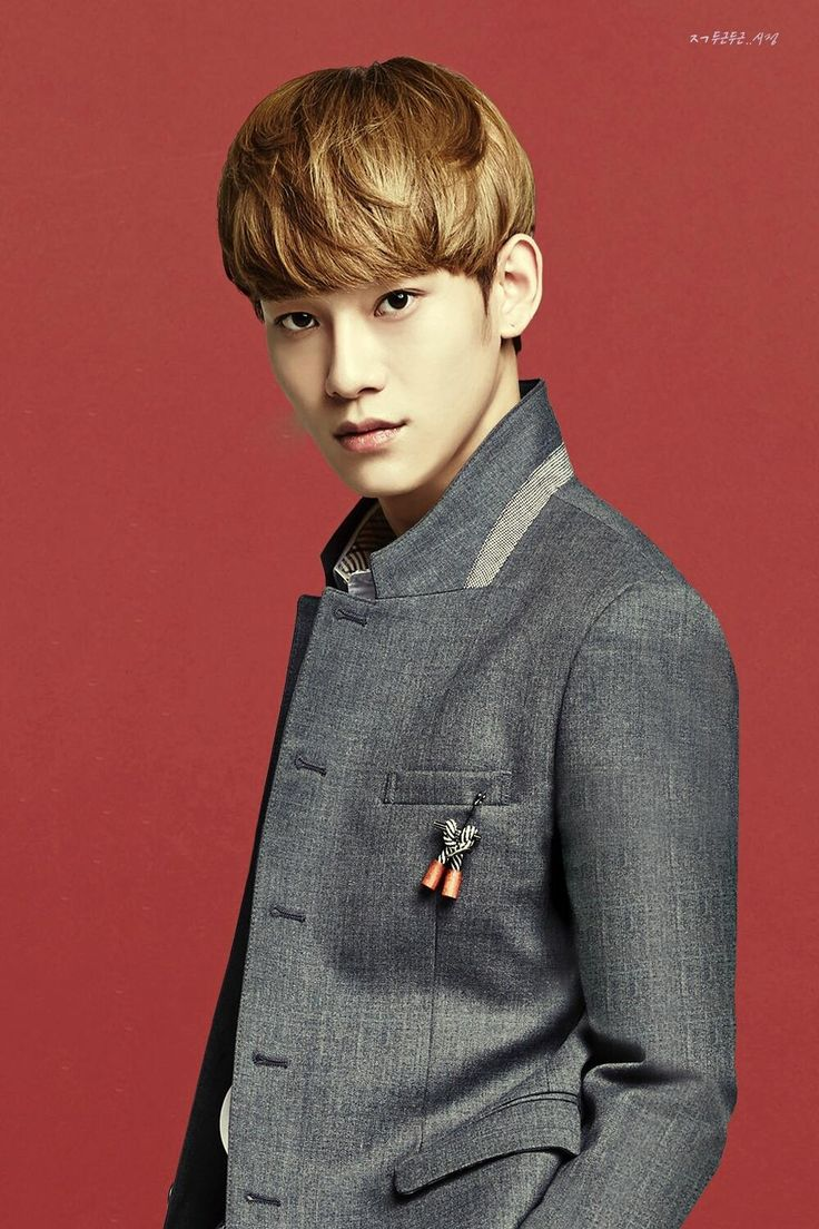 CHEN - Ivy Club Poster cr: SeoJeong