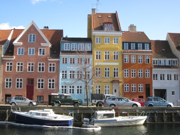 Christianshavn kanal, Copenhagen