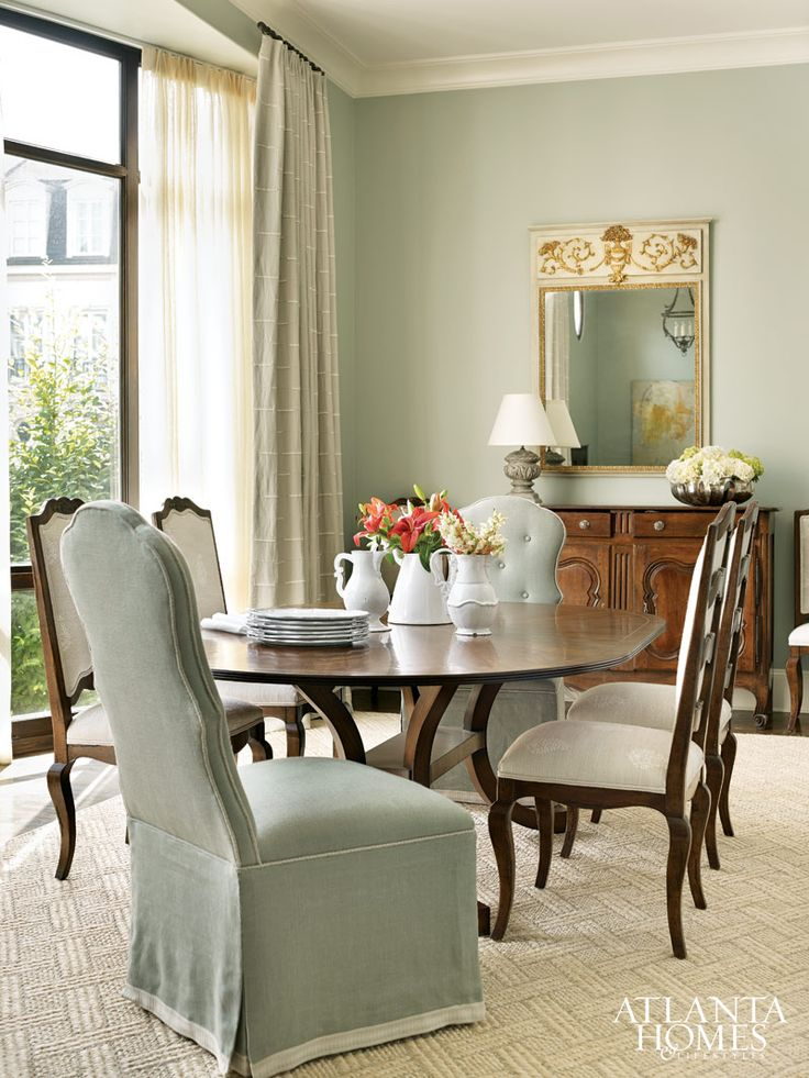 Best D I N I N G R O O M S Images On Pinterest Dining Room