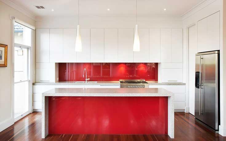 Modelo de cozinha moderna
