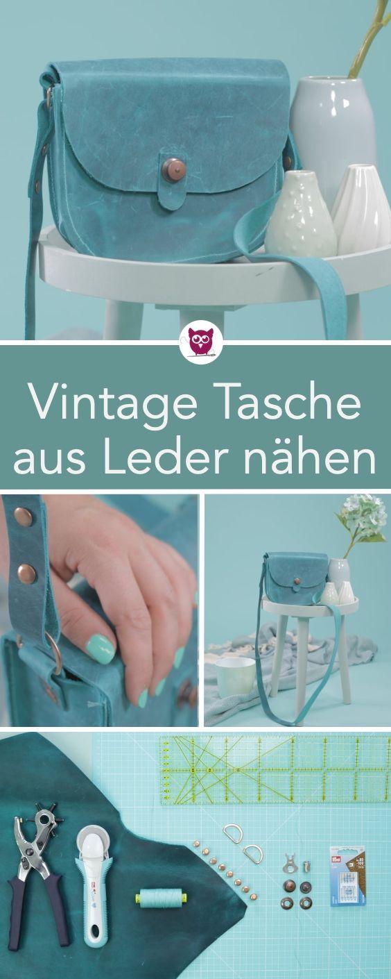 #VintageBagVictoria aus dem #DIYeuleBuch : kleine …