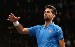 TENNIS NEWS : LE ULTIME DAL MONDO DELLA RACCHETTA ... RIVOLUZIONE NOLE ... Novak Djokovic e sua moglie Jelena hanno rivelato il sesso del bebè che la consorte dell'ex numero uno al mondo porta in grembo. Sarà una bambina. C'è stato anche l' annuncio clamoroso di #tennis #grandslam #news #racchetta