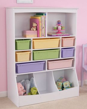 Kids toy storage unit - contemporary - toy storage - los angeles - Sister Furniture