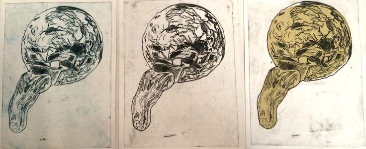 Marina Alexandrovna. print